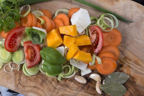 Verse-groenten